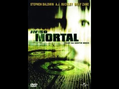 Aviso Mortal (Silent Warnings) 2004 - Dublado DVDRip - Raro