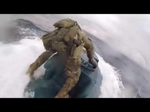 USA: Küstenwache entert U-Boot mit 17 Tonnen Kokain