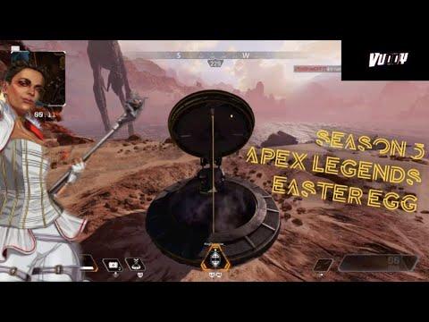 Easter Egg Season 5 - Apex Legends видео