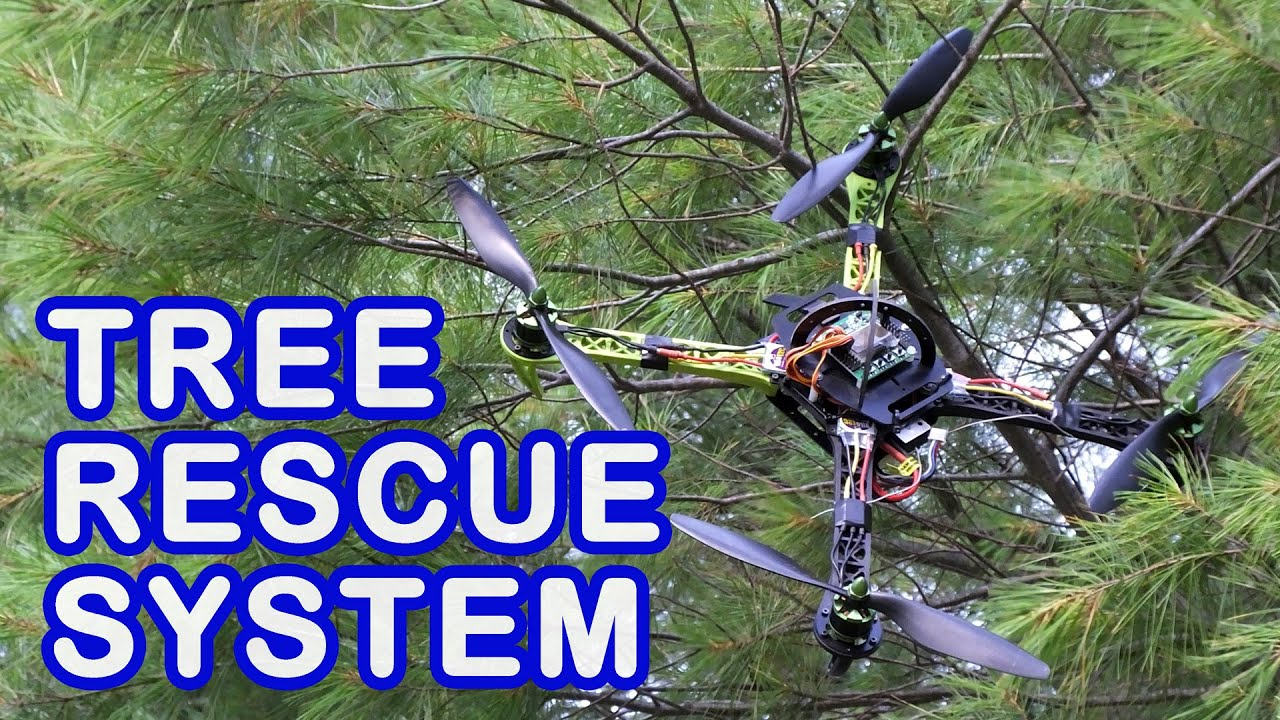 U.S. Water Rockets Tree Recovery System Video Tutorial