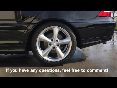 Heavy steering/ Noisy power steering pump FIXED on  Mercedes C220CDI W203