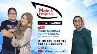 Video Mata & Ekspresi - Spesial Ratna Sarumpaet MP3, 3GP, MP4, WEBM, AVI, FLV Oktober 2018