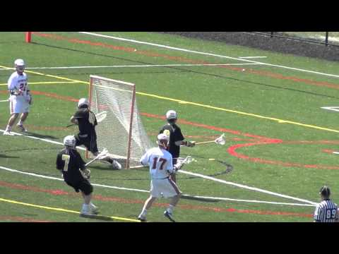 Seton Hill University vs Pfeiffer University Lacrosse Highlight Video 4-6-13