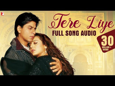 Tere Liye - Full Song Audio   Veer-Zaara   Lata Mangeshkar   Roop Kumar Rathod   Late Madan Mohan