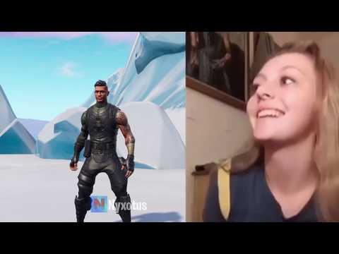 Fortnite Tik Tok Meme Compilation 3 New Funny Youtube Ballersinfo Com