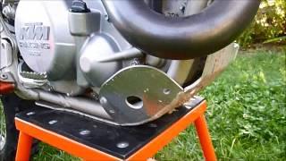 7. KTM 525 Dual Sport Project