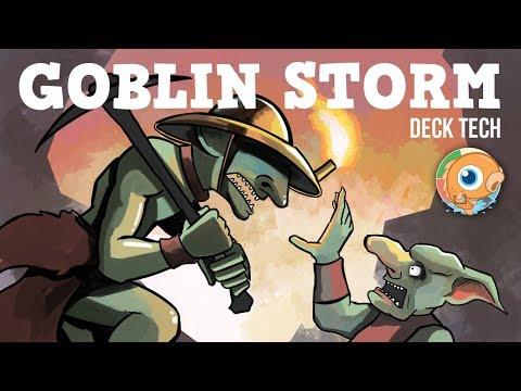 Instant Deck Tech: Goblin Storm (Modern)