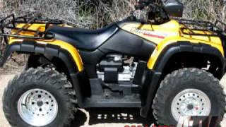 9. ATV Television Test - 2004 Honda Rubicon