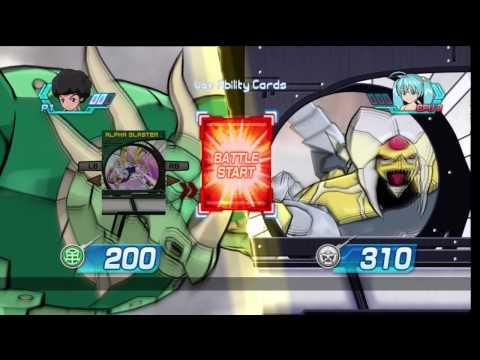 bakugan battle brawlers xbox 360 cheats
