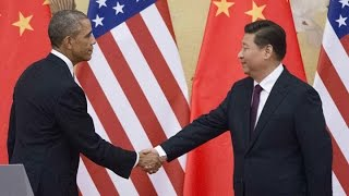 Climate Change Deal: China And U.S. Agree To Cut Down Carbon Emissions