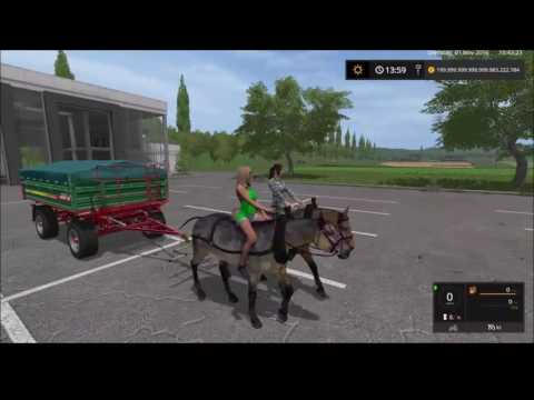 Hard Working Horses v1.0
