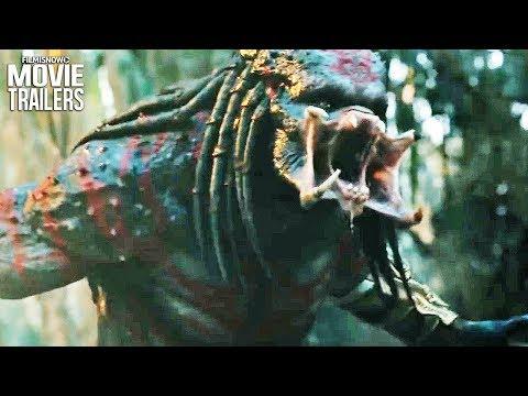 THE PREDATOR Trailer NEW #2 (2018) - Sci-Fi Horror Movie