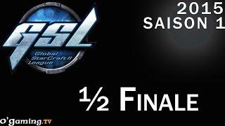 GSL 2015 - Code S : ½ finale - 2ème Bo7