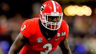 Best LB in College Football    Georgia LB Roquan Smith 2017 Highlights ᴴᴰ