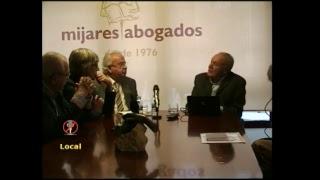 24/11/2017 El Marco Territorial de las Infraestructuras en Asturias