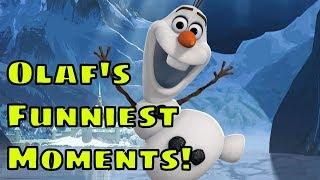 Video Frozen Olaf Funny Moments MP3, 3GP, MP4, WEBM, AVI, FLV November 2018