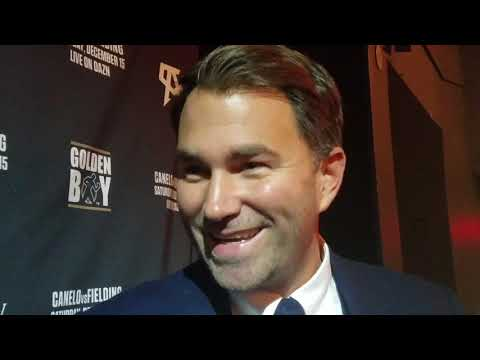 Eddie Hearn on Canelo deal with DAZN, end of pay-per-view boxing