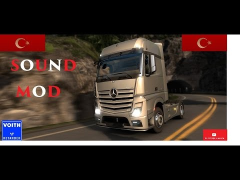 Realistic Retarder Sound for all Trucks