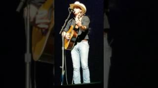 Jon Pardi--- Heartache on the dance floor acoustic live---OKC May 2017 Mp3