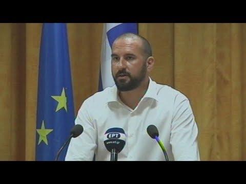 Δ. Τζανακόπουλος: «Συνεχίζεται η προσπάθεια από το σύνολο της κρατικής μηχανής»