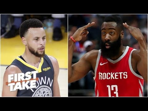 Video: Steph Curry or James Harden: Who has more to prove next season?   NBA   First Take