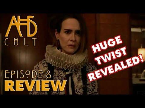 American Horror Story Cult Episode 8   Recap, Review & Reaction (HUGE TWIST REVEALED)