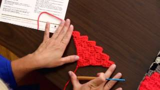 Video Learn How to Crochet the Race Car Throw by Red Heart MP3, 3GP, MP4, WEBM, AVI, FLV Juli 2018