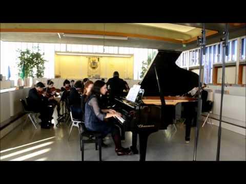 Franz Joseph Haydn concerto per pianoforte e orchestra  HOB XVIII11 D-dur