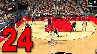 Video NBA 2K17 My Player Career - Part 24 - Need a Big Comeback! MP3, 3GP, MP4, WEBM, AVI, FLV Desember 2017