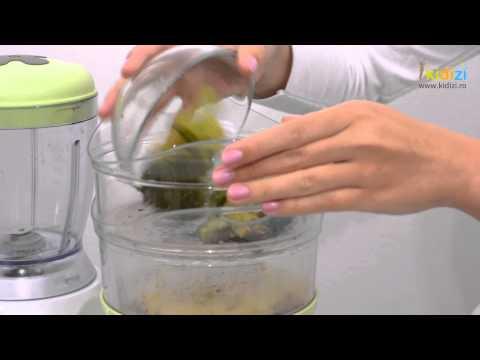 Cum preparam piure din legume verzi