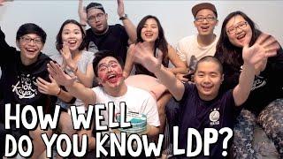 Video SEBERAPA KENAL KAMU DENGAN LDP? MP3, 3GP, MP4, WEBM, AVI, FLV Desember 2018