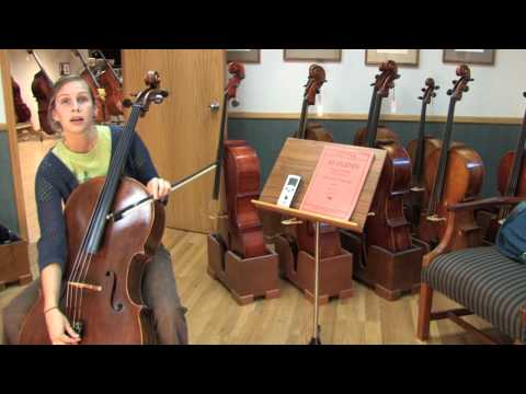 Basic Cello Tuning with an Electric Tuner
