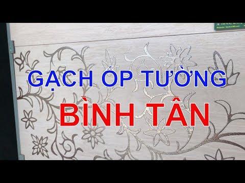 Gạch ốp tường cao cấp 30x60 Bình Tân|Gạch dán tường 30x60 giá rẻ.