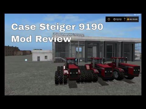 Case Steiger 9190 v1.0