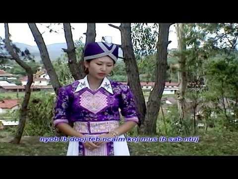 Ntxoo Vaj - Nco Txog Niam (Hmong Christian Song) (видео)