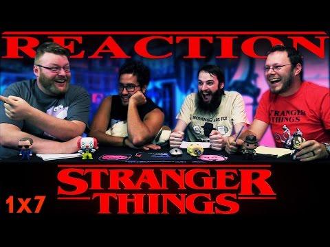"Stranger Things ""Chapter Seven: The Bathtub"" REACTION!!"