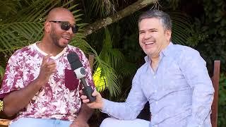 Entrevista com o cantor Elias Mello - Visita Record