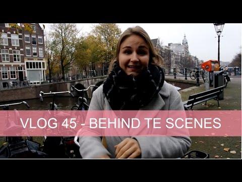 Vlog: behind te scenes #45 | Girlscene