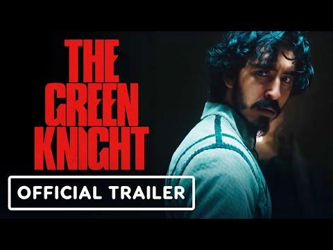 The Green Knight - Official Trailer (2021) Dev Patel, Joel Edgerton