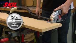 Skil 5330 Multisaw - Suitable for most common sawing tasks in and around the house