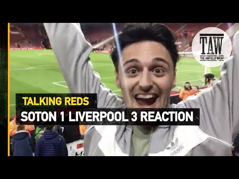 Southampton 1 Liverpool 3 | Talking Reds