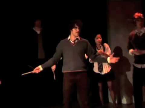 Harry Potter v muzikálu