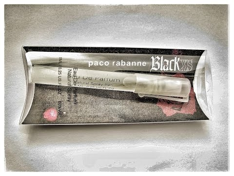 Paco Rabanne Black XS for Her edt 8ml