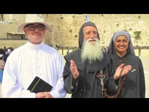 Jerusalem Communion with Silence