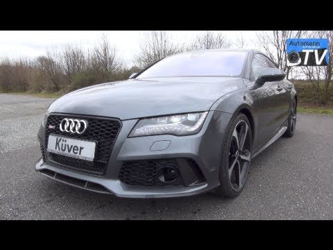 2014 Audi RS7 (560hp) – TOUR & SOUND (1080p)