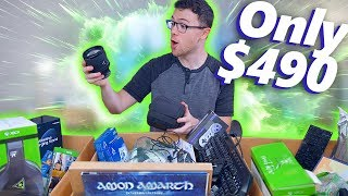 Video I Paid $490 for $4,733 Worth of MYSTERY TECH! Amazon Returns Pallet Unboxing! MP3, 3GP, MP4, WEBM, AVI, FLV Juli 2019