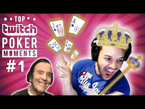 Top Twitch Poker Moments - Ep. 1