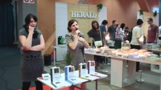 Bookfest 2012. Lansare noutati din colectia PSIHOTERAPIA