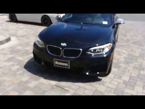 BMW M235i Black Sapphire Walk Around  Car Review