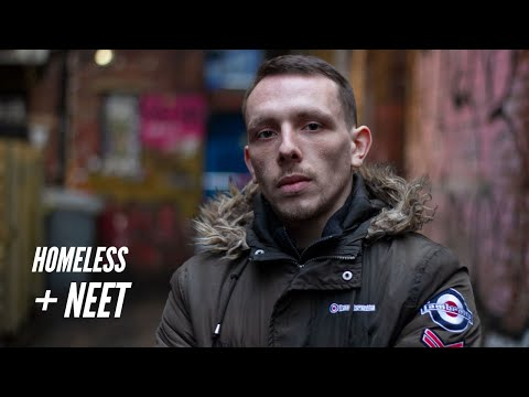 29 year old Sam Kirkpatrick from Manchester tells how he turned his life around - from homeless to hopeful.